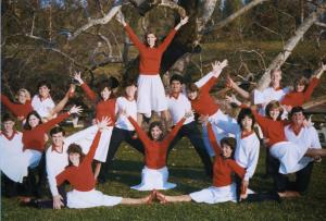 Production Choir 1985